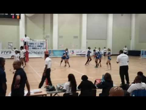 2016 Cazova Women Group C  ( BAHAMAS vs CAYMAN ISLANDS)#2