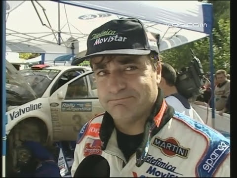 WRC Daily Highlights: Argentina 2001 Day 2: 26 Minutes