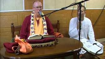 Шримад Бхагаватам 3.24.17 - Бхакти Чайтанья Свами