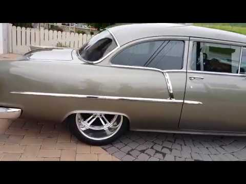 1955 Chevy Brand New Protouring Resto Mod - YouTube