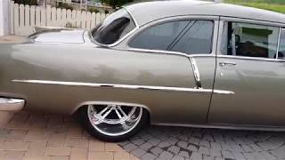 1955 Chevy Brand New Protouring Resto Mod