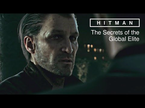 HITMAN · The Secrets of the Global Elite Cinematic (Paris) 1080p | PS4 PC XB1