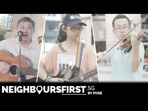 A Gift of Song - NeighboursFirst.sg