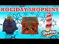 DIY Custom Holiday Shopkins - Candy Cane | Present | Ornament Tutorial