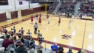 Way-Coh Basketball Showcase   Hornell vs Way-Coh