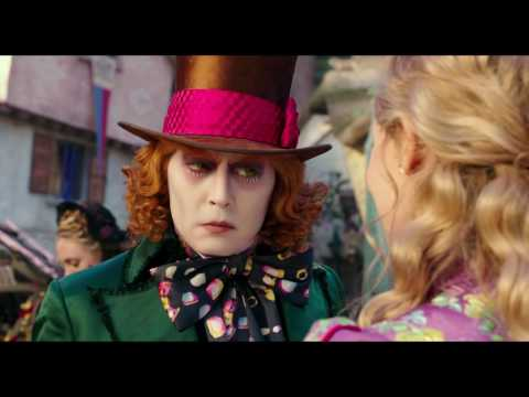 """Disney's Alice Through The Looking Glass - """"Meet Young Hatter"""""""