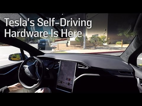 Tesla's Future Self-Driving Feature Will Cost $8,000