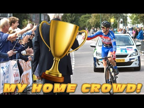 I WANTED TO WIN THIS RACE!!! Wielerronde Hartje Baarn 2017 - #cycling holland