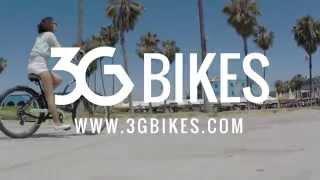 3G Bikes Ladies'