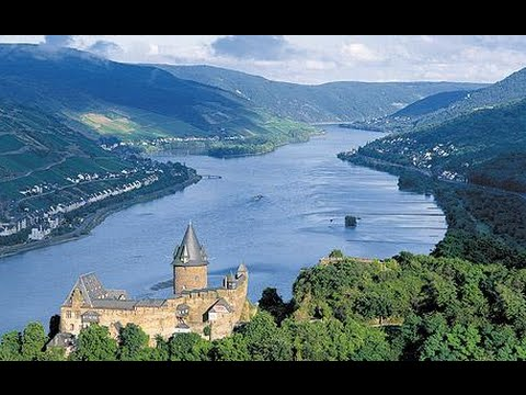BARGING THROUGH EUROPE - Episode 8 - The Rhine