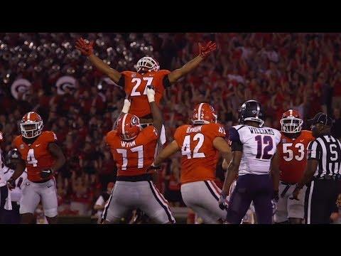 "Georgia Football || ""Congratulations"" || SEC Championship Hype 2017 || HD"