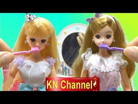 Đồ chơi trẻ em BÚP BÊ HÀN QUỐC & GIÁO DỤC MẦM NON KN Channel Toys for kids