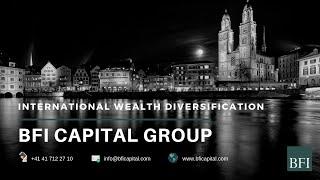 BFI Capital Group: Meet Frank Suess
