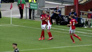 Crewe Alexandra 3-0 Macclesfield Town: Sky Bet League Two Highlights 2018/19 Season