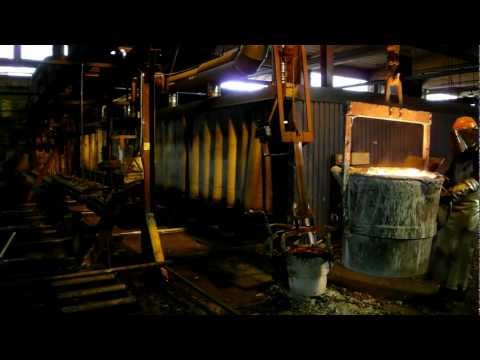 Skeppshult cast iron manufacturing