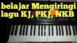 Belajar mengiringi lagu KJ, PKJ, NKB screenshot 3