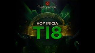 THE INTERNATIONAL 8 DÍA 2 PIO TV