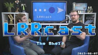 lrrcast the shelf