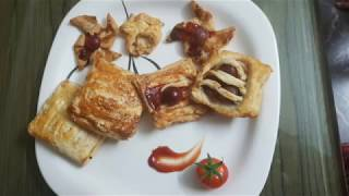 Pastry dough at home ,Three ways pastry