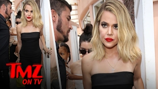 Khloe Kardashian Responds To Haters Who Say She's Too Skinny! | TMZ TV