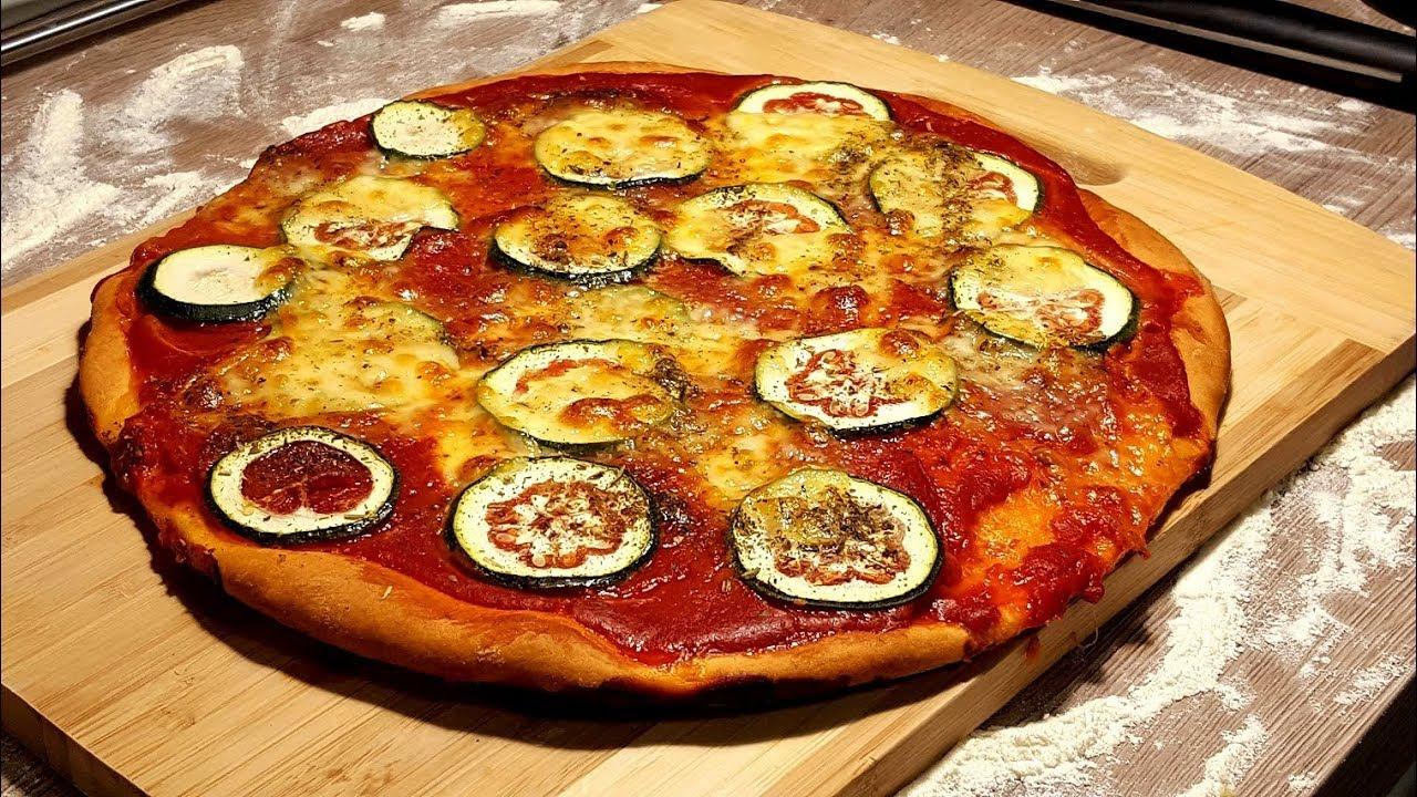 Geniale Pizza Aus Quark öl Teig Einfach Und Gelingt Immer Youtube