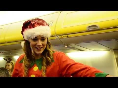 Shannon Airport Santa Flight 2014