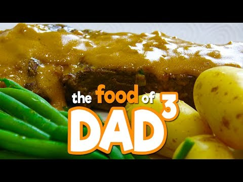 The Food of Dad³ - Steak Diane-ish!