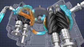 Обзор безмасляного компрессора Compair D