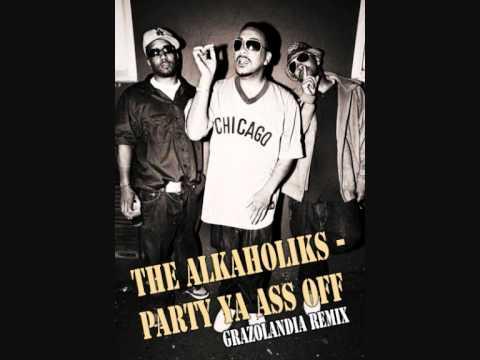 The Alkaholiks - Party Ya Ass Off (Grazolandia Remix)