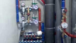 Обратная промывка промывка фильтров FAR.(Мой сайт: http://sanser.ru/ т: 8-925-055-2710 Моя страничка в Контакте: http://vk.com/id243847180 Монтаж труб Rehau. Разводка водопровода,..., 2015-01-09T16:02:15.000Z)