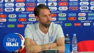 Gareth Southgate: 'The lads have the chance to write their own stories'