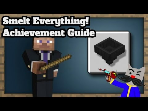 how to make everything in minecraft