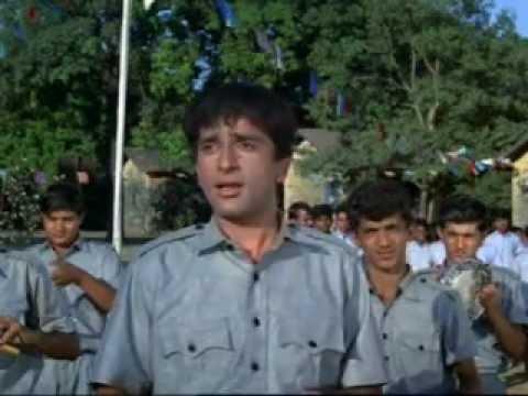 Kisi Meherbaan Ki Nazar - Shashi Kapoor - Nanda - Raja Saab - Hindi Song