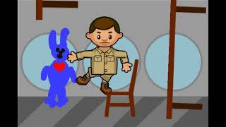 ФНАФ vs Симулятор козла. Две игры в одной анимации. Рисуем мультфильмы #fnaf #фнаф