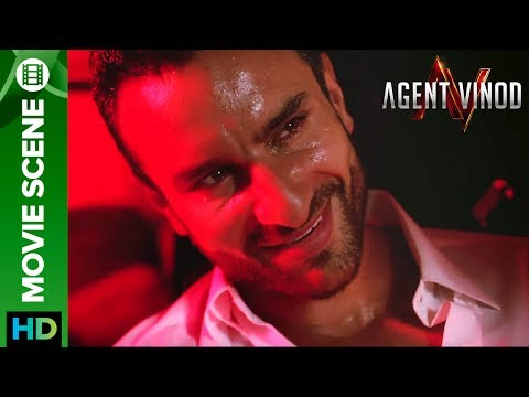 Agent Vinod | Saif Ali Khan The Next James Bond