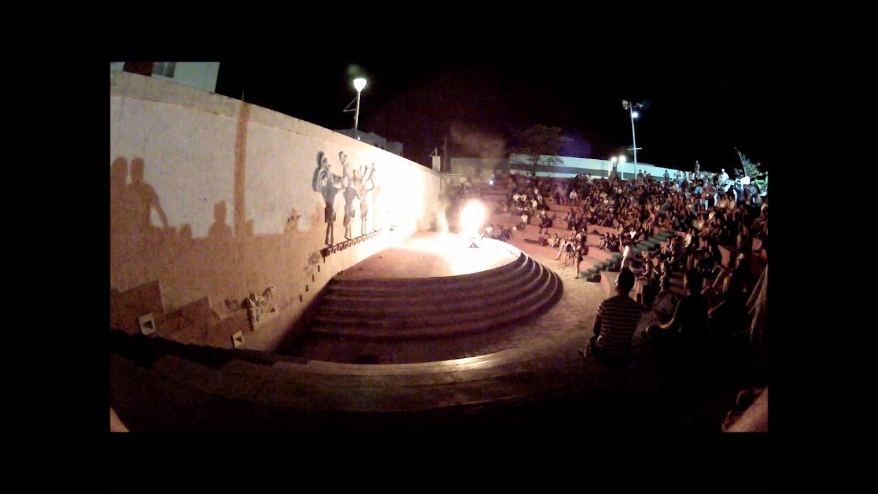 Flame Master Fest Fire Dancers
