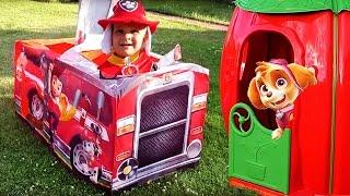 Щенячий Патруль ПРЕВРАЩЕНИЕ PAW Patrol #2  все серии подряд Видео для Детей Малышей Щенячий Патруль