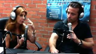 Fitness Trainer Chris Plourde on Del and Debi   Mind Body Soul!  09 27 16