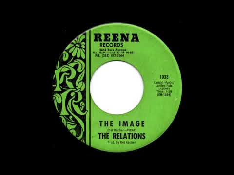 The Relations - The Image (1968)