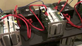 Bitcoin Antminer S1. Some common questions answered about setting up multiple miners