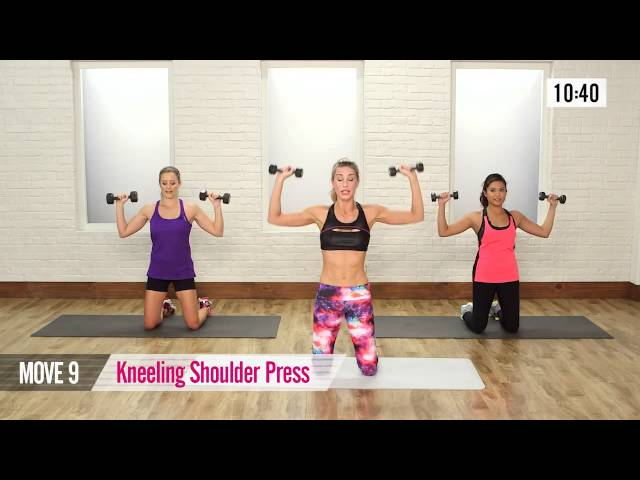 Burn Major Calories in Little Time With This HIIT Workout   Video Dailymotion