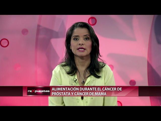 dieta para el cáncer de mama o próstata