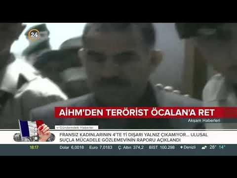 Bebek katili Öcalan'ın İmralı'da işkenceye maruz kaldığı iddiaları yalan çıktı