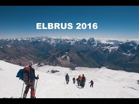 Elbrus 2016 - GoPro