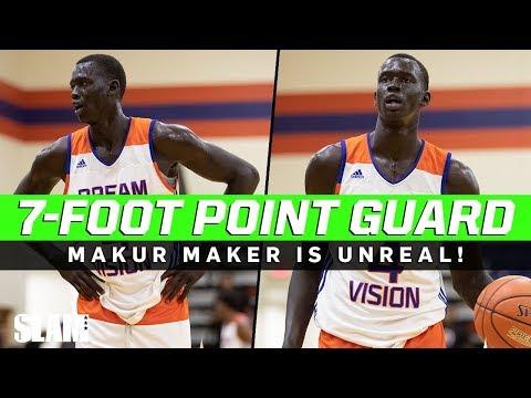 Five Star Prospect Makur Maker Transferring To Hillcrest Prep