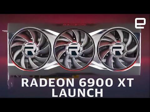 AMD Radeon 6000 RDNA2 launch in under 10 minutes