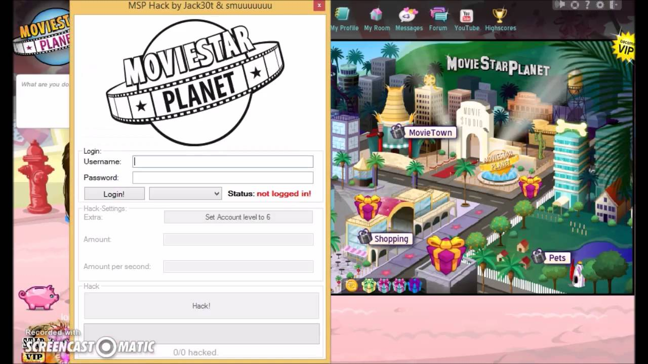 msp hack by lisa download