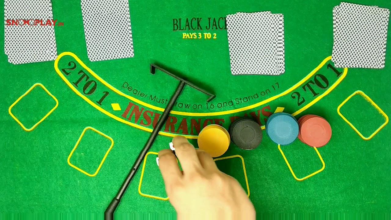 Casino Game Set
