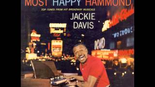 Jackie Davis - Most Happy Hammond (LP vinyl 1958)