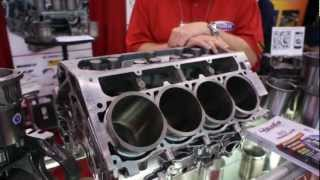 L.A.Sleeve Chevy LSx cylinder sleeves